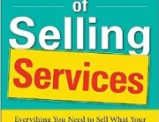 selling services book